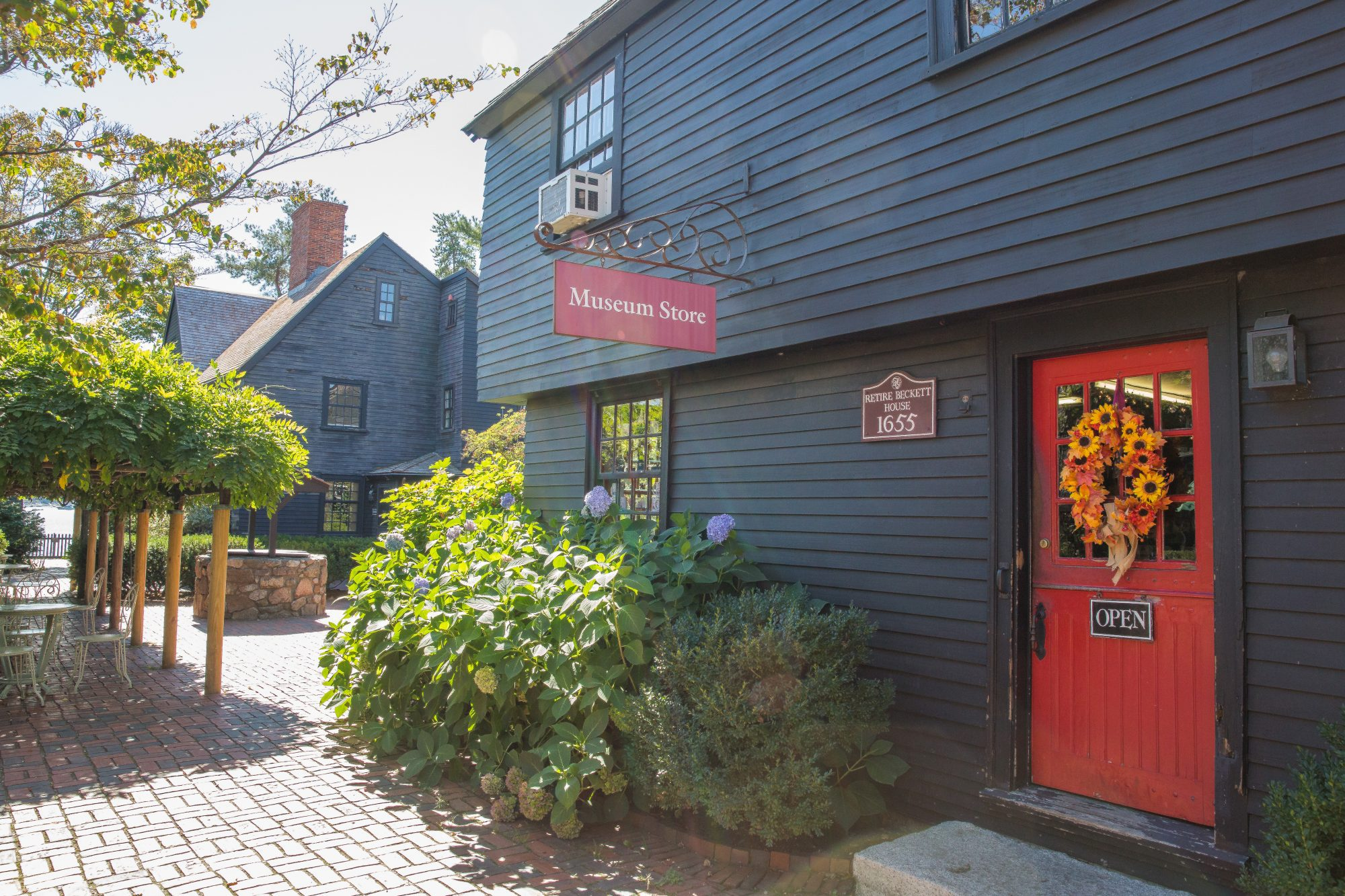 The House of the Seven Gables Museum Store