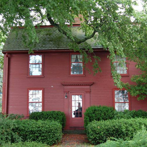 Hawthorne Birthplace