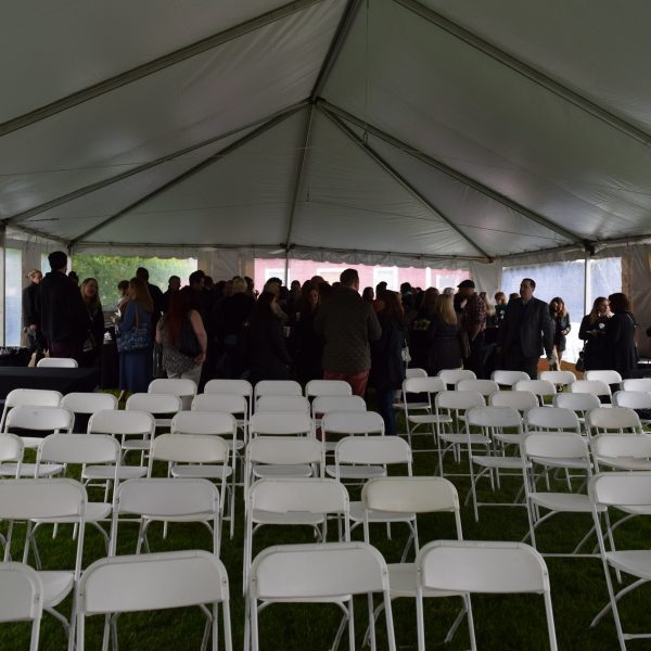 Outdoor Tent Set-Up | Plan Your Event