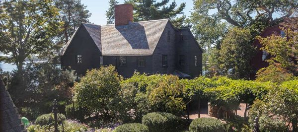 Photo of Garden Side View of the House of Seven Gables | Annual Appeal