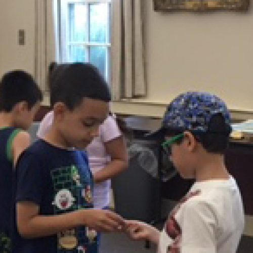 Caribbean Connections summer enrichment program at The House of the Seven Gables