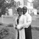 Mozambique and Democratic Republic of Congo Nina Samba and her husband Joao Samba