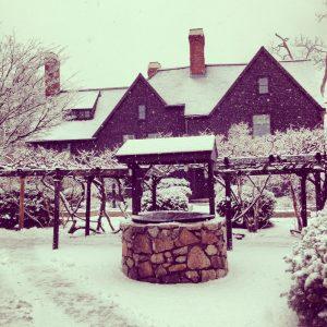 gables maule's well snow