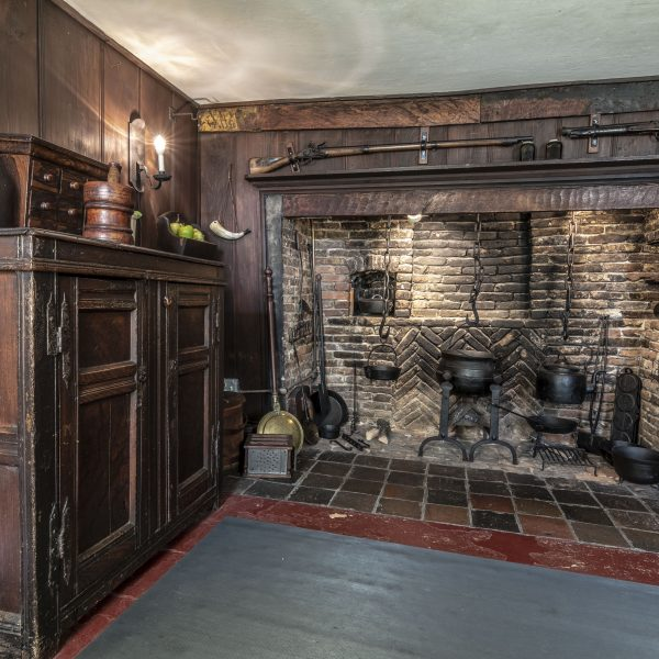 Kitchen in The House of the Seven Gables