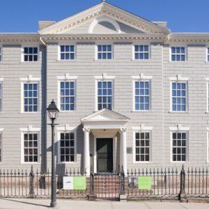 Jeremiah Lee Mansion Marblehead Museum