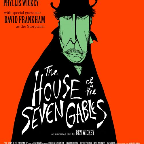 Movie poster for 2018 The House of the Seven Gables
