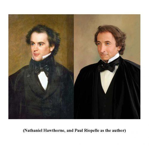 Nathaniel Hawthorne and his lookalike