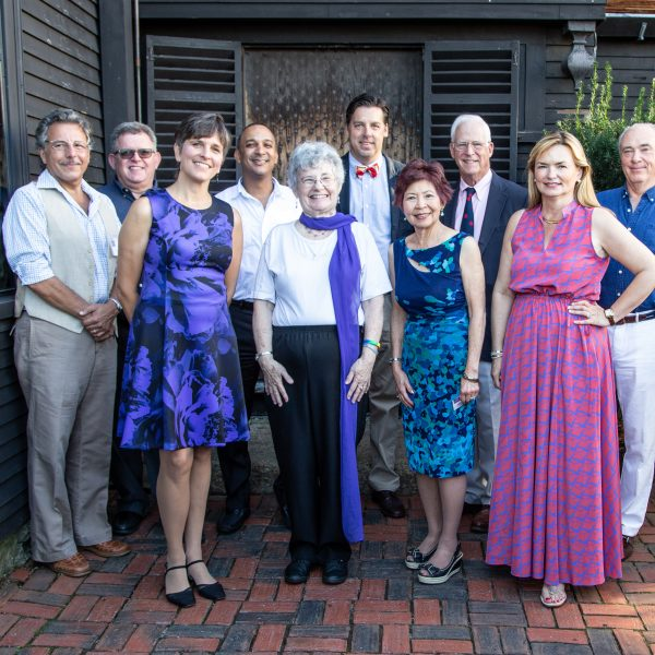 The 2018 Board of Directors at Taste of the Gables