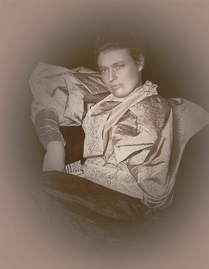 Caroline Emmerton solo photograph