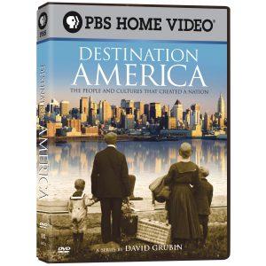 Destination America DVD Cover