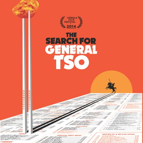 DVD Cover for The Search for General Tso