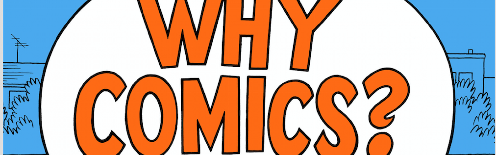 Why Comics book cover