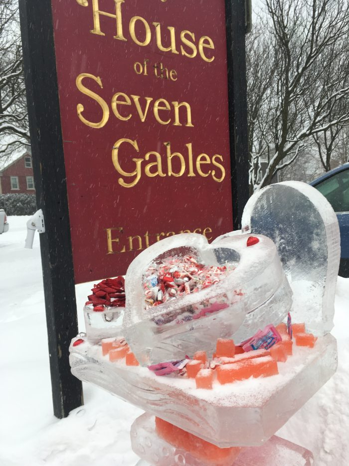 Salem S So Sweet The House Of The Seven Gables
