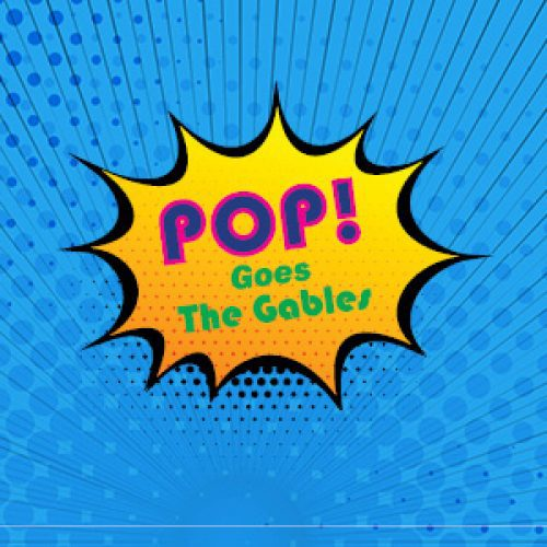 POP! Goes The Gables Logo 2019