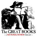 The Great Books Podcast Logo