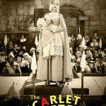 1926 Scarlet Letter Poster