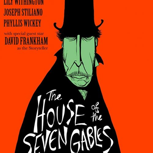 Movie poster for the 2018 The House of the Seven Gables animated short