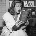 Elizabeth Montgomery Bewitched