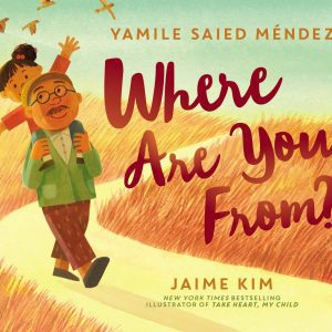 Where are you from children's book