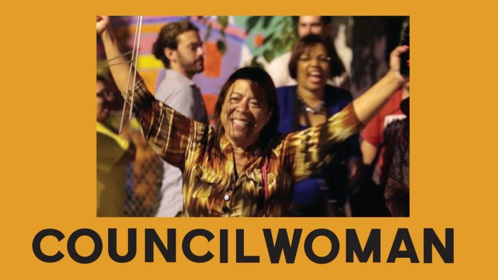 Councilwoman Promotional Image