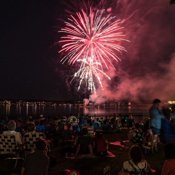 Celebrate the Fourth in Salem