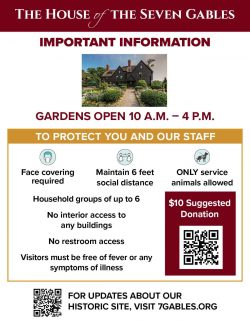 June 1 Reopening Gardens Information
